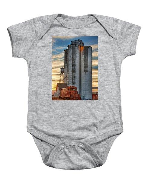 The Great Western Sugar Mill Longmont Colorado Baby Onesie