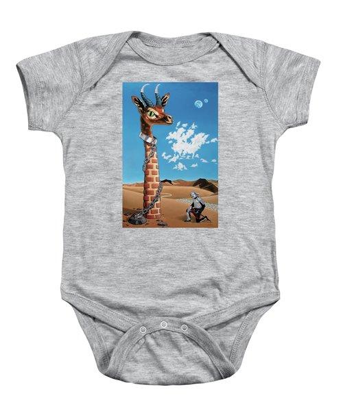 The Guardian Baby Onesie