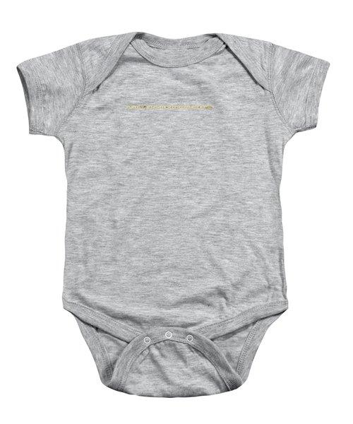 The Hegassen Scroll Baby Onesie