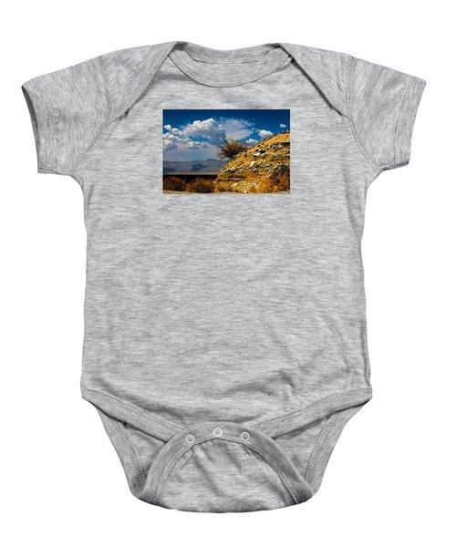 The Hilltop Baby Onesie