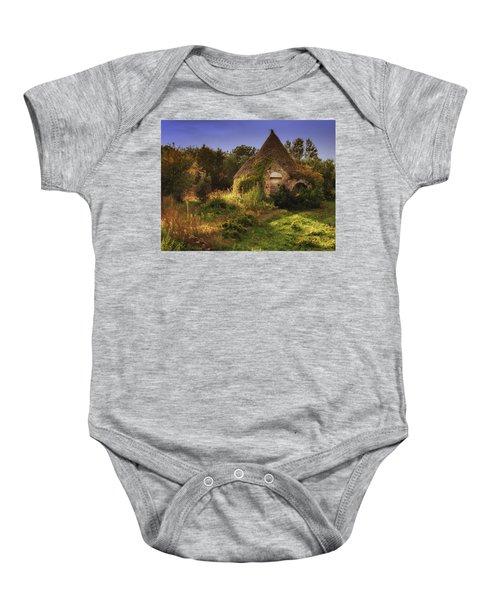 The Hobbit House Baby Onesie