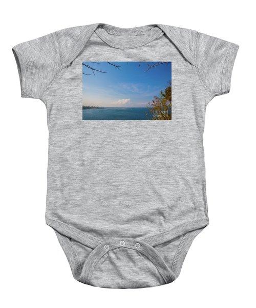 The Island Of God #5 Baby Onesie
