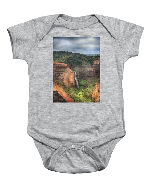 The Kind Of Love That Lasts Forever Baby Onesie