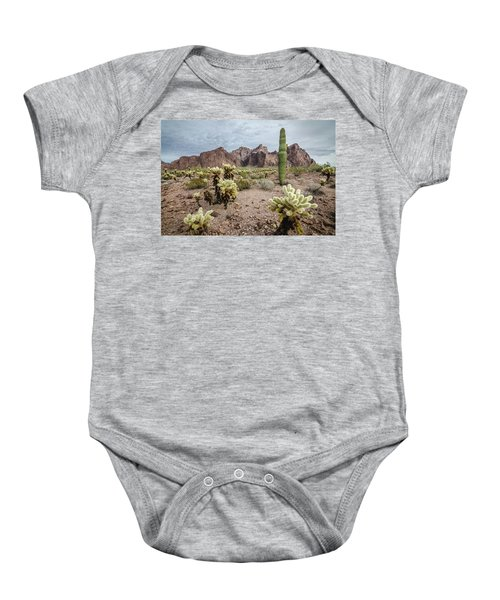 The King Of Arizona National Wildlife Refuge Baby Onesie
