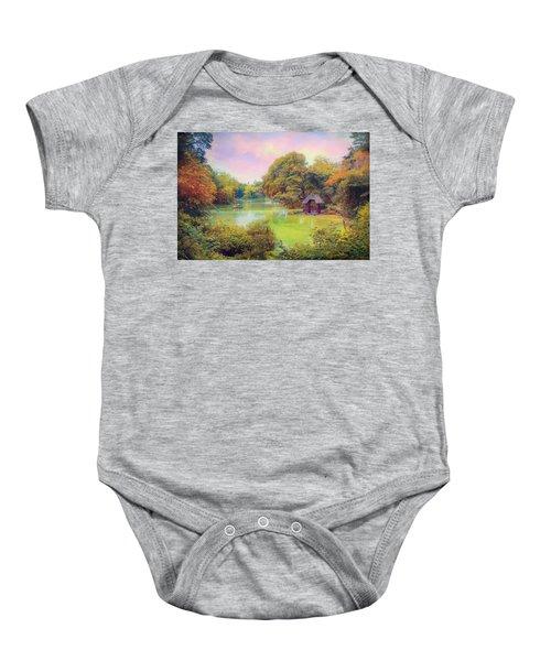 The Lake Baby Onesie