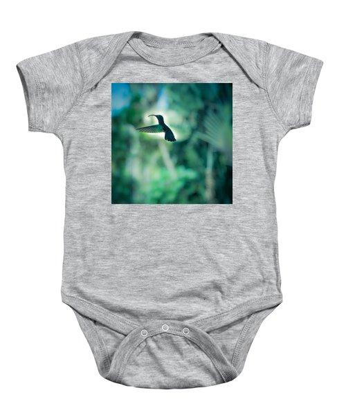The Levitation Baby Onesie