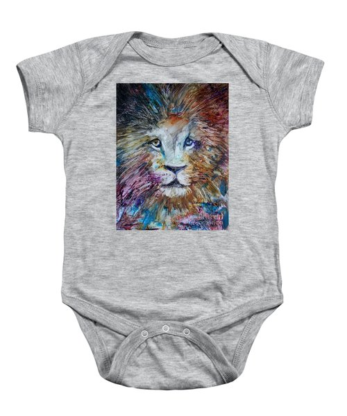 The Lion Baby Onesie