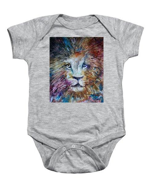 The Lion Baby Onesie