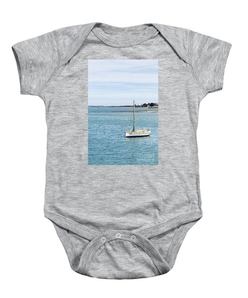 The Little Boat Baby Onesie