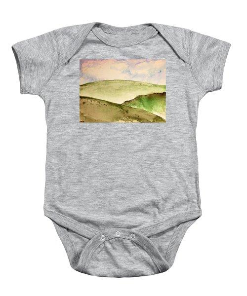 The Little Hills Rejoice Baby Onesie