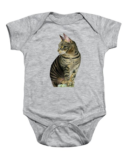 The Lookout Baby Onesie