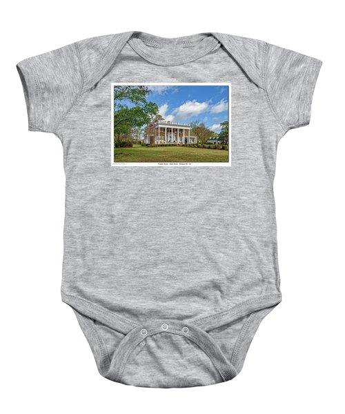 The Manor Baby Onesie