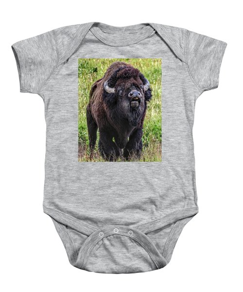 The Mating Call Baby Onesie