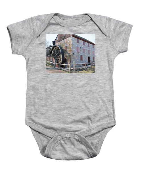 The Mill Baby Onesie