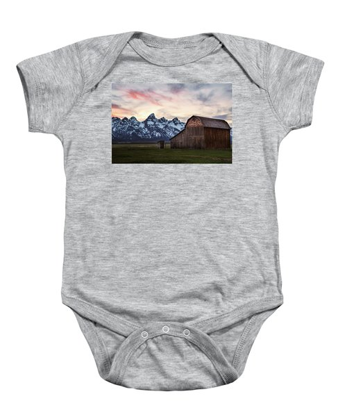 The Other Moulton Barn Baby Onesie