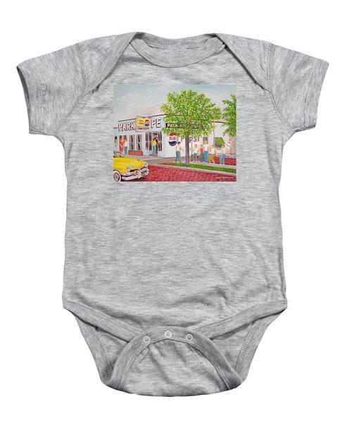 The Park Shoppe Portsmouth Ohio Baby Onesie