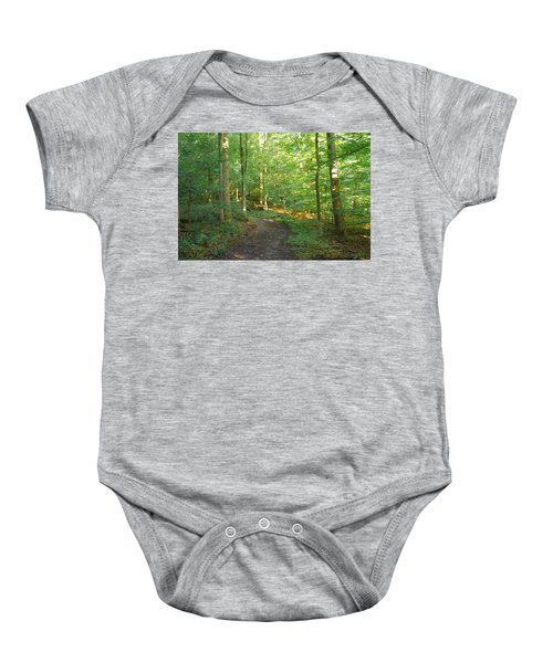 The Path Baby Onesie