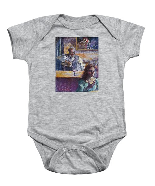 The Pied Piper Baby Onesie