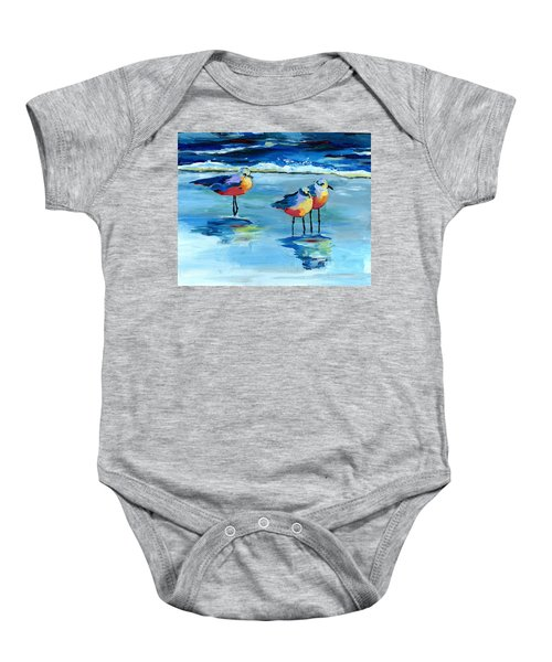 The Pipers Baby Onesie
