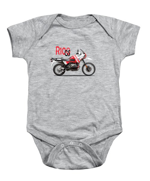 The R100gs Baby Onesie by Mark Rogan