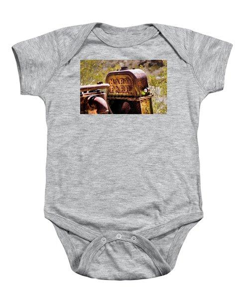 The Radiator Baby Onesie