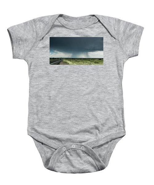 The Rain Storm Baby Onesie