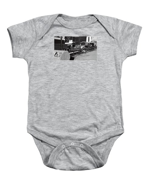 Baby Onesie featuring the photograph The Ride by Pedro Fernandez