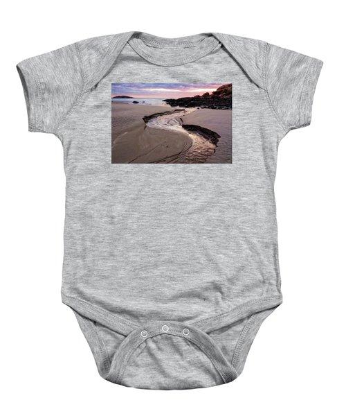 The River Good Harbor Beach Baby Onesie