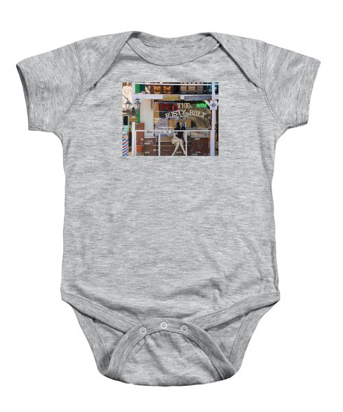 The Rusty Bolt - Seligman, Historic Route 66 Baby Onesie