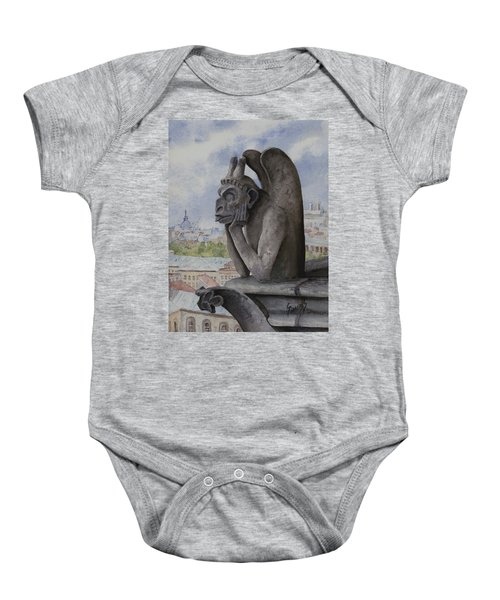 The Same Old Thing Baby Onesie