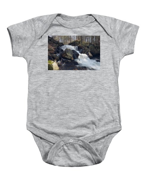The Secret Waterfall 1 Baby Onesie