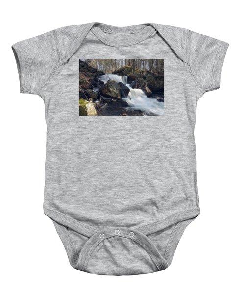 The Secret Waterfall 1 Baby Onesie
