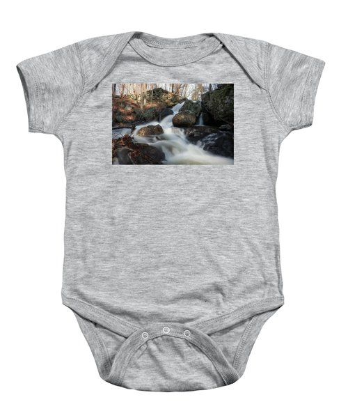 The Secret Waterfall 2 Baby Onesie