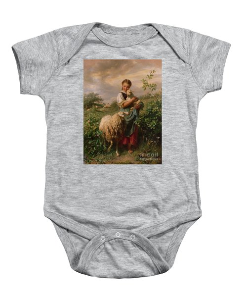 The Shepherdess Baby Onesie