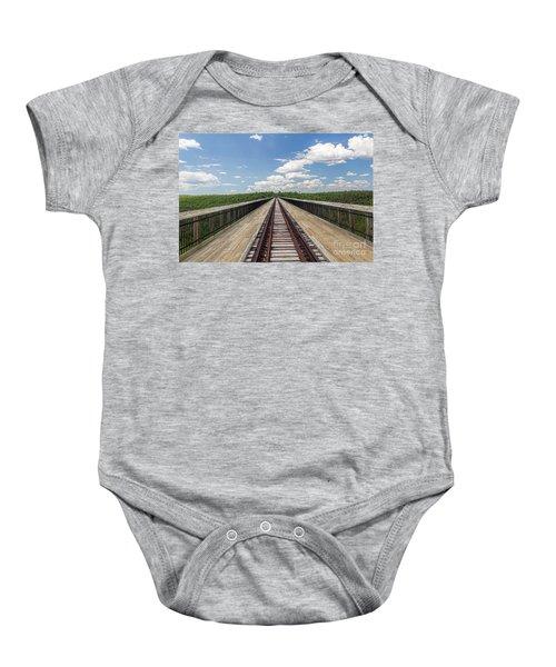 The Skywalk Baby Onesie