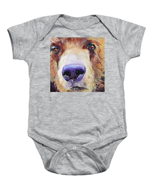 The Sniffer Baby Onesie