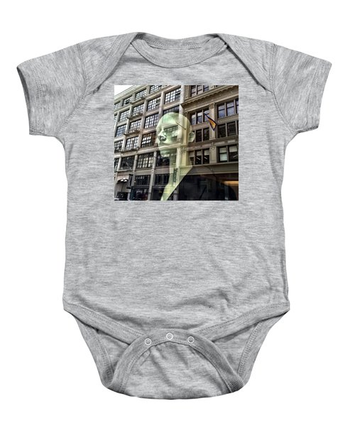 The Spirit Of San Francisco Baby Onesie