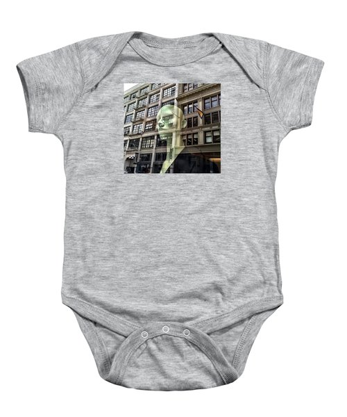 The Spirit Of San Francisco Baby Onesie