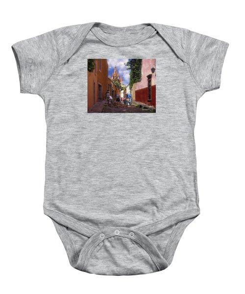 The Street Workers Baby Onesie