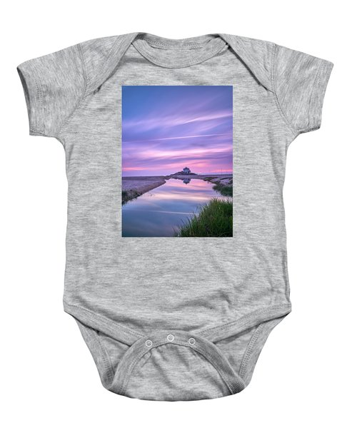The True Colors Of The World Baby Onesie