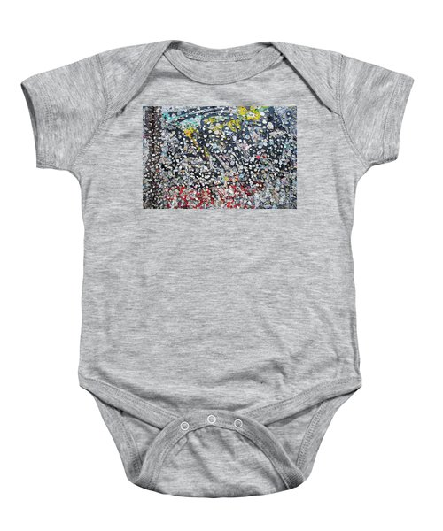 The Wall #5 Baby Onesie
