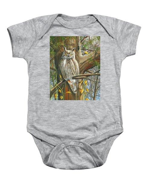 The Watchman Baby Onesie