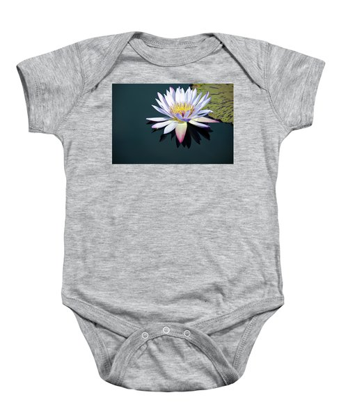 The Water Lily Baby Onesie