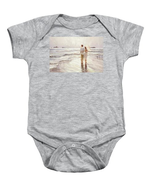 The Way That It Should Be Baby Onesie