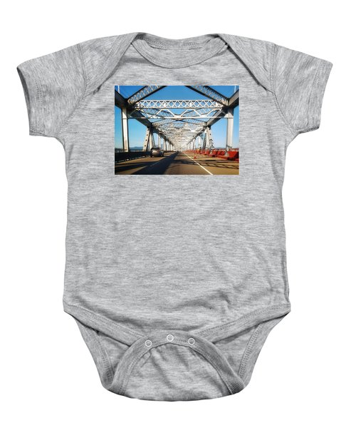 The Way To New Orleans Baby Onesie