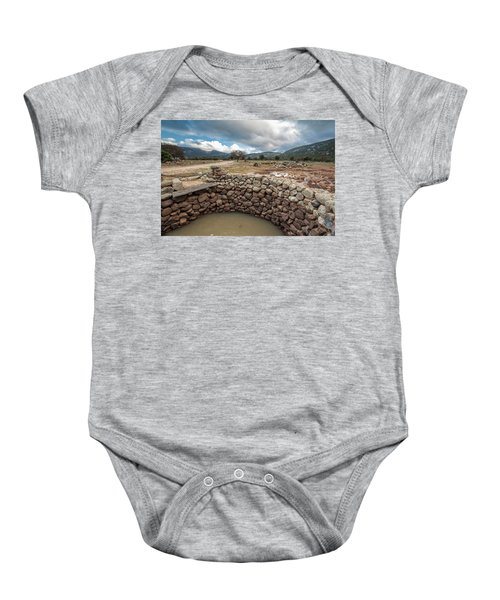 The Well Baby Onesie