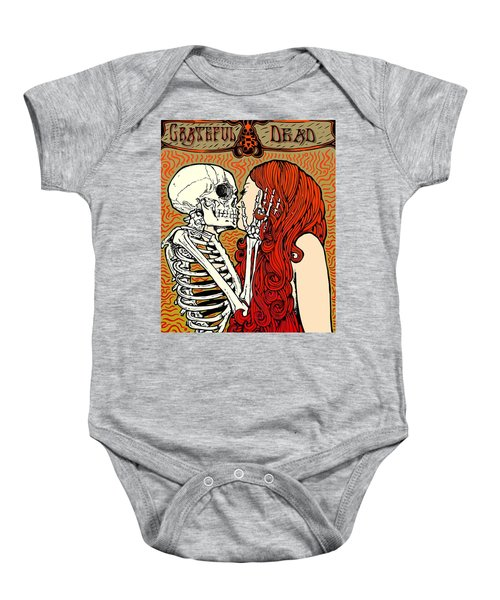 They Love Each Other Baby Onesie