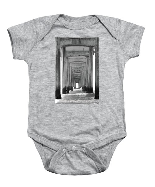 Think Outside Of The Box Baby Onesie