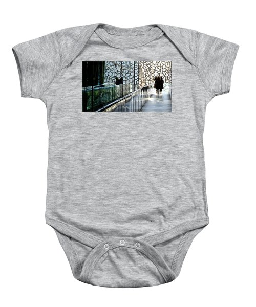 Three Ladies Baby Onesie