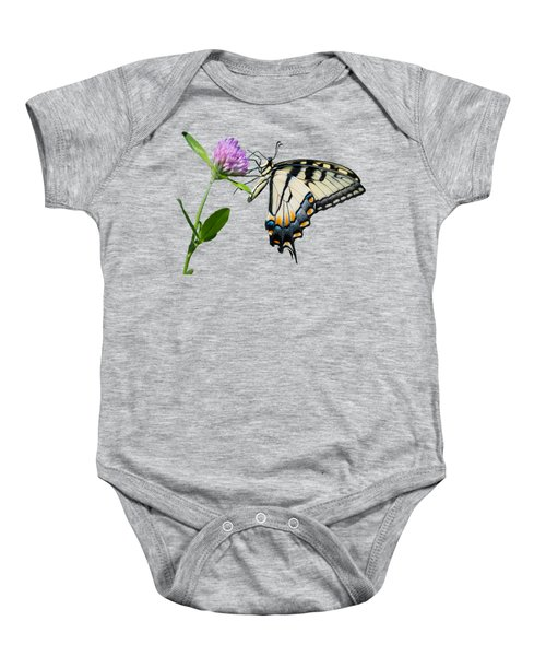 Tiger Swallowtail Butterfly  Baby Onesie